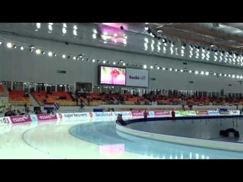По конькобежному спорту 2011 калгари