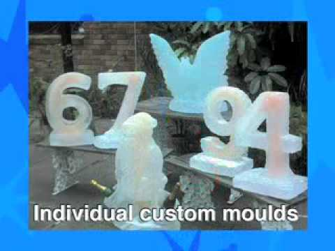Reusable Ice Sculpture Molds Ice Sculpture Molds Reusable