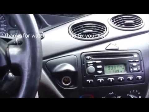 Focus engine vibration how to save money and do it yourself for Ford focus motor mounts vibration