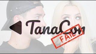 THE TEA ON TANACON DAY 1 w/ all receipts (+ tana's FULL IG livestream)
