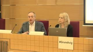 Presentació del projecte Grundtvig Second Chance. Xavier Aranda