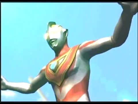 ULTRAMAN  GAIA  FIGHTING  IN  FER & FE3