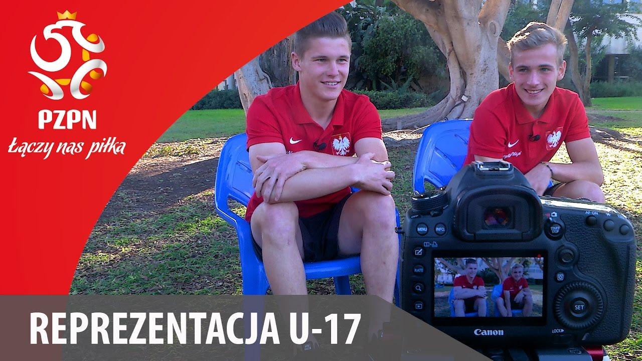 """U-17: Z cyklu """"Trudne Pytania"""" - Kacper Wełniak i Mateusz Praszelik"""