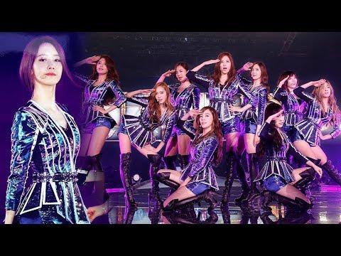 [HD] Girls' Generation ( 少女時代 ) - Genie ~ PAPARAZZI ~ Mr. Mr. @ Japan 3rd Tour