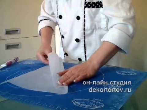 Шприц кулинарный своими руками