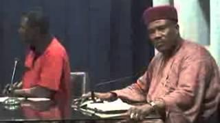 Débat en hausa sur le PR Baré Mainassara