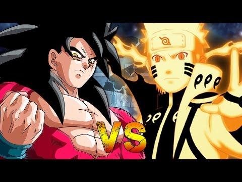 Watch Free  goku vs naruto quien gana en un combate Movies Trailer