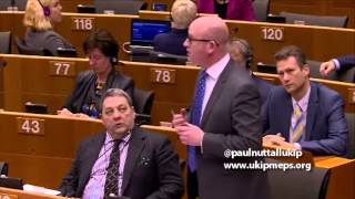 The 300 must stand firm for Greece and Democracy - UKIP Deputy Leader Paul Nuttall - Υπότιτλους