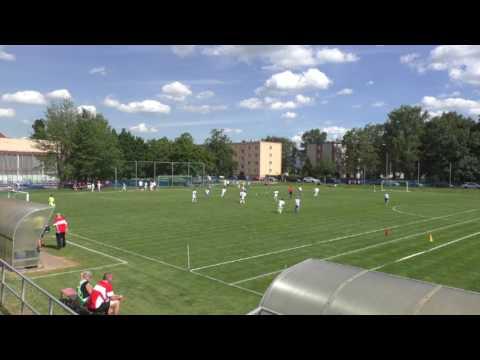 Sestřih branek U12 Vítkovice - FCB 1:4 (1:3)