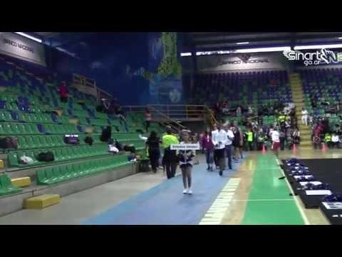 Inauguración Campeonato Atletismo Máster Costa Rica 2014