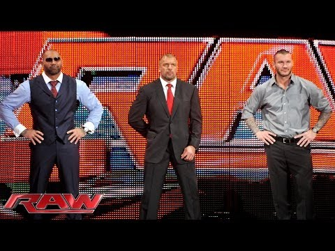 The Shield Issues An Ultimatum: Raw, April 21, 2014 video