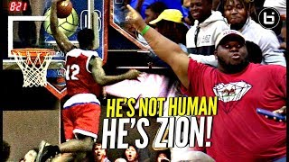 Gimme That SH**! Zion Williamson BLOCK Party & EVERYONE