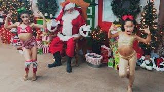 Raven Alanes Aleena Aoun 34 Party Rockin 39 Around The Christmas Tree 34 Dancemas 2015