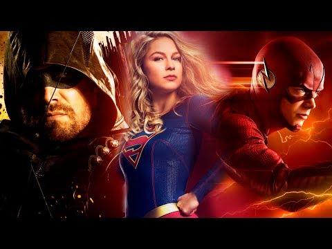 ¡NUEVOS POSTERS de DCTV! - DESCARGALOS A ALTA CALIDAD / The Flash, Supergirl, Arrow & Legends!