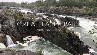 Great Falls Park - Virginia, USA