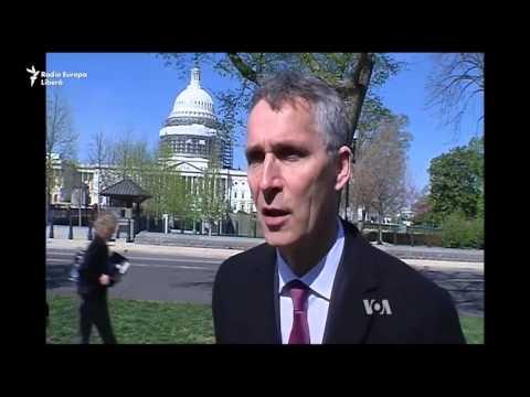 """Jens Stoltenberg: """"NATO nu caută o confruntare cu Rusia"""""""