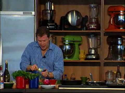 Bobby Flay: Texas Burgers Video