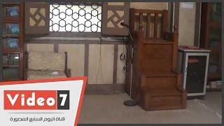 بالفيديو.. مسجد «السبكى» مبنى على السنة النبوية ويرفع شعار «لا للبدع فى الدين»