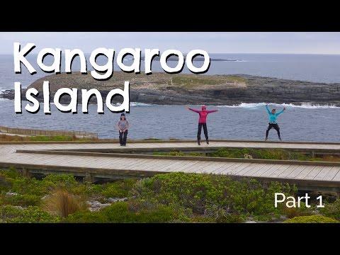 Kangaroo Island - 3 Days Hiking - Part 1