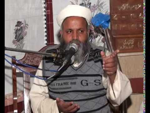 Makhdoom Jafar Hussain Qureshi In Kharala Jhelum Saqi E Kausar) 2 video