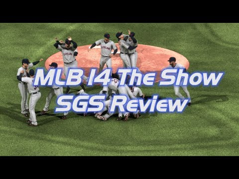 SportsGamerShow - MLB 14 The Show Review (PS4)