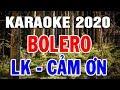 Karaoke Nhạc Sến Bolero Trữ Tình Hải Ngoại | Liên Khúc Rumba Căn Nhà Ngoại Ô | Trọng Hiếu thumbnail