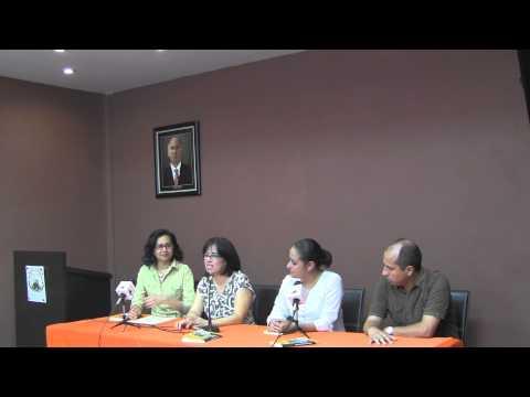 Presentación del Libro Desarrollo Profesional Continuo; En El Colegio De Tamaulipas parte 2