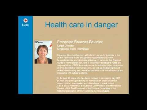 Webinar: Health Care in Danger - Question 1, Pontifical Catholic University of Peru