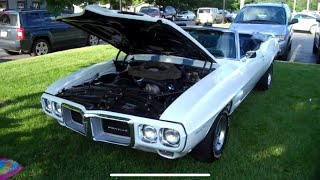 1969 Pontiac Trans Am Convertible. 1 of 8 In the world (Read Description!)
