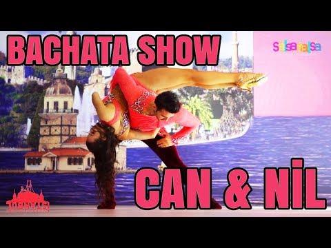 CAN & NİL (Bachata Dance Performance Video)