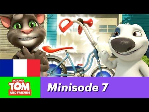 Talking Tom and Friends, minisode 7 - Le vélo de Hank