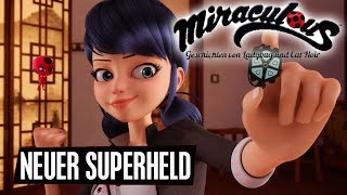 MIRACULOUS - Clip: Neuer Superheld | Disney Channel