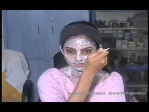 How To Bleach Face At Home_in Telugu langauge
