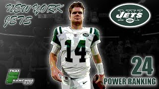 Deep Dive Into The 2019 New York Jets | Power Ranking: 24