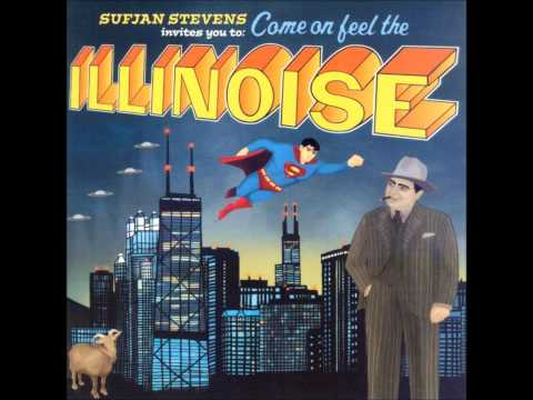 Sufjan Stevens - Man Of Metropolis Steals Our Hearts