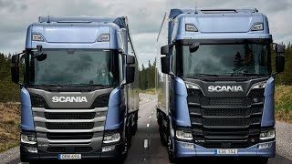 TTMtv Vlog #24 - Driving & experiencing the new Scania truckrange!