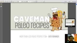 Paleo Diet Recipes Cookbook Review 2014 *Get Your Caveman Diet Recipes*