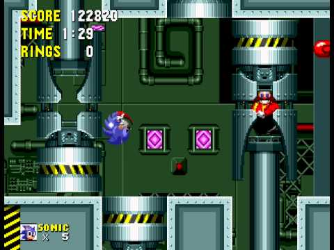 Sonic the Hedgehog - Vizzed.com Play final boss by John Mcain - User video