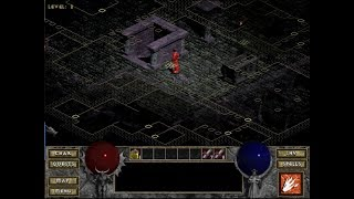Diablo 1 - Walkthrough - Level 2 - Minions Cleared - 2018-10-21