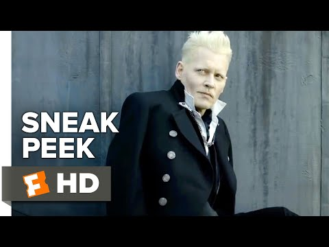 Fantastic Beasts: The Crimes of Grindelwald - The Magic Continues (2018) | Movieclips Trailers