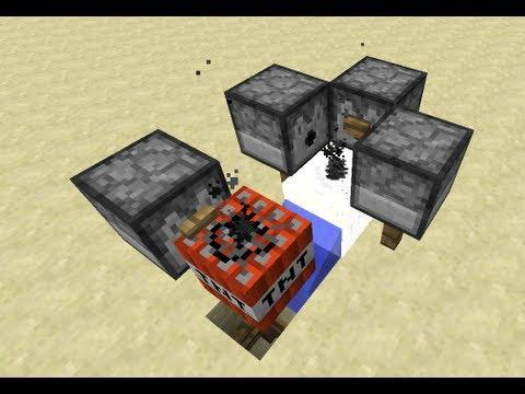 how to make a machine gun dispenser in minecraft