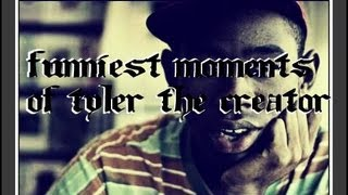 Tyler, The Creator Video - Funniest Moments Of Tyler The Creator