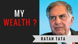 Why Mukesh Ambani is the Richest Person & not Ratan Tata