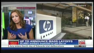HP to announce mass layoffs (May 23, 2012)