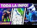 Evento De Terremoto Y Temporada 8 (50 Temblores), Nieve Se Derrite, Evento Marshmello - Fortnite