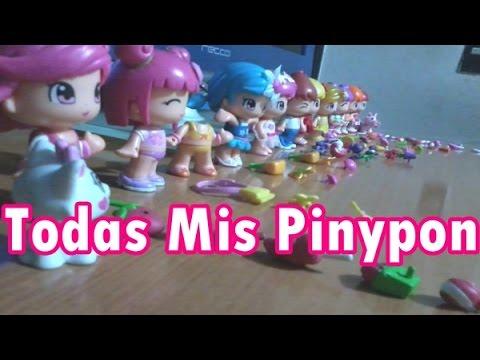 Todas mis Pinypon