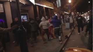 Young Jeezy Artist Tone Trump Gets Beat Up By @LouieVGutta (Meek Mill Artist)
