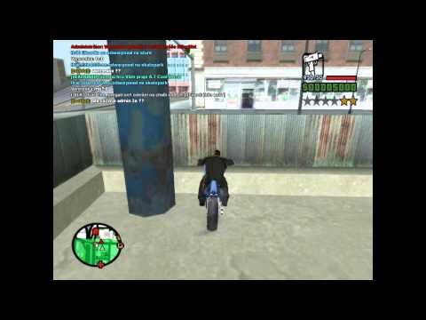 CZ Lets Play s Vidrail  GTA San Andreas Multiplayer