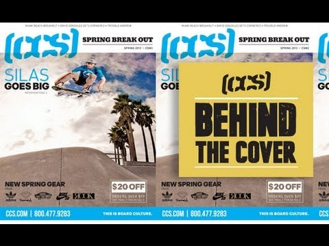 Behind The Cover | Silas Baxter-Neal
