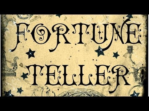 Gypsy Fortune Teller Hair & Costume